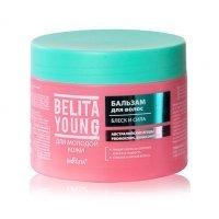 Belita Young - Бальзам для волос Блеск и Сила