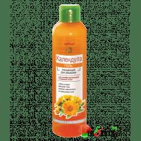 Календула - Гель очищающий для умывания для комбинированной и жирной кожи