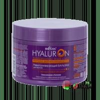 Professional HYALURON Hair Care - Ревитализирующий БАЛЬЗАМ для волос с гиалуроновой кислотой
