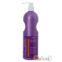 Professional HYALURON Hair Care - Ревитализирующий ШАМПУНЬ с гиалуроновой кислотой