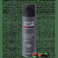 MEN'S CLUB - ГЕЛЬ для БРИТЬЯ для всех типов кожи Увлажнение и гладкость