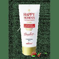 HAPPY MOMENTS - Дезодорант-антиперспирант «Чувственная Испания» сухой крем 24 ч