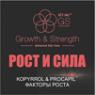 Рост и Сила - Косметическая линия для волос на основе факторов роста!