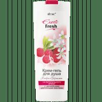 Exotic Fresh - Крем-гель для душа Ямбери и Бергамот