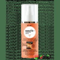 Keratin+ жидкий Шелк ФЛЮИД ЖИДКИЙ ШЕЛК для всех типов волос несмываемый Восстановление и зеркальный блеск