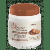 Кефирно-молочный уход - БАЛЬЗАМ для волос «Яичный желток» Питание + укрепление