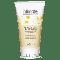 Intimate - Гель-душ для интимной гигиены