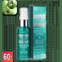 GREEN SNAKE - Ночной крем для лица с пептидом змеиного яда против глубоких морщин для нормальной и сухой кожи 60+