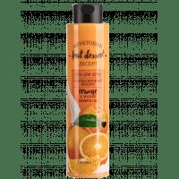 ФРУКТОВЫЙ ДЕСЕРТ - Гель для душа «Апельсиновый йогурт»