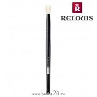 RELOUIS PRO - Кисть косметическая РАСТУШЁВОЧНАЯ ДЛЯ ТЕНЕЙ - Blending Brush