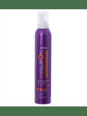 Professional HYALURON Hair Care - Ревитализирующий МУСС-УХОД для укладки волос с гиалуроновой кислотой