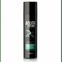 BELITA FOR MEN Основной уход - Гиалуроновая пена для бритья для всех типов кожи «Основной уход»