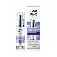 NANOMEZOCOMPLEX. Нановитализация кожи - NanoКрем-филлер антивозрастной ночной для лица «Идеальный овал»