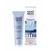 NANOMEZOCOMPLEX. Нановитализация кожи - Крем-сыворотка для лица шеи и декольте с лифтинг-эффектом «Nanoкомплекс»
