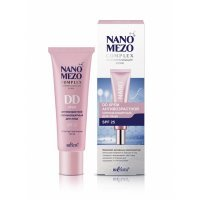 NANOMEZOCOMPLEX. Нановитализация кожи - DD Крем антивозрастной солнцезащитный для лица SPF25