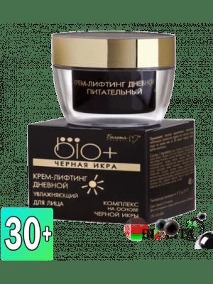 BIO+ Черная икра -Крем-лифтинг ДНЕВНОЙ увлажняющий для лица 45г