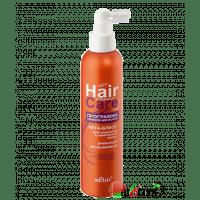 Professional Hair Care - МЕГА-БЛЕСК для гладкости и укрепления волос бифазный несмываемый