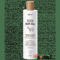 Milk Line - Протеины молодости - Крем-гель для душа НЕЖНОЕ ОЧИЩЕНИЕ