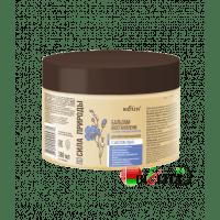 СИЛА ПРИРОДЫ с маслом льна - Бальзам-восстановление с маслом льна для поврежденных волос с антистатическим эффектом