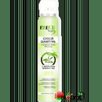 Fresh Hair - СУХОЙ ШАМПУНЬ очищение и свежесть c экстрактом зеленого чая