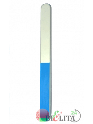 Пилочка трехсторонняя для шлифовки и полировки ногтей
