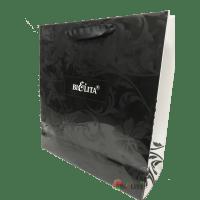 """Пакет бумажный - """"Belita"""" черный"""