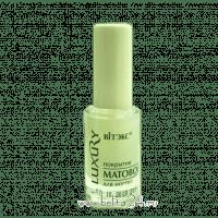 LUXURY -Покрытие для ногтей матовое, 8мл