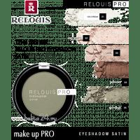 RELOUIS - PRO EYESHADOW SATIN - ТЕНИ ДЛЯ ВЕК