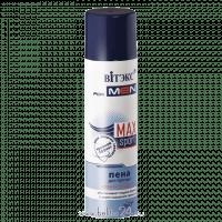 MAXsport - Пена для бритья для всех типов кожи