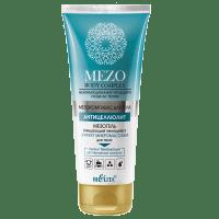 "MEZO BODY COMPLEX - МЕЗОГЕЛЬ очищающий пенящийся ""Эффект микромассажа"" для тела"