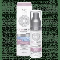"CRYOMEZO complex - МезоФлюид для лица ""Увлажнение 72 часа + Защита от старения"" 20-30 лет"