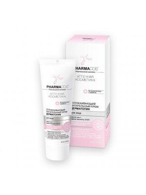 PHARMACOS - Успокаивающий питательный КРЕМ ДЕРМАТОПИК для сухой, очень сухой и атопичной кожи лица