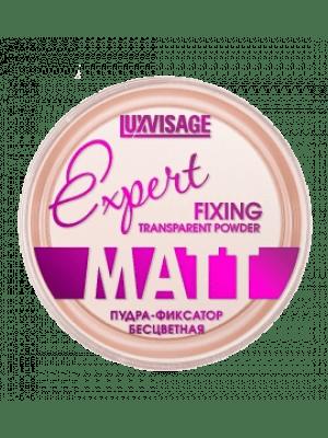 LUXVISAGE - Пудра-фиксатор Expert Matt