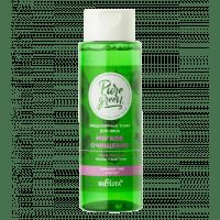 PURE GREEN - Мицеллярный тонер для лица «Мягкое очищение»
