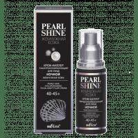Жемчужная кожа - Крем-филлер гиалуронообразующий для лица ночной «Жемчужная кожа» Pearl shine - 40-45+