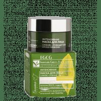 EGCG Korean Green Tea Catechin - Интенсивная маска для лица СИЯНИЕ + РОВНЫЙ ТОН для всех типов кожи