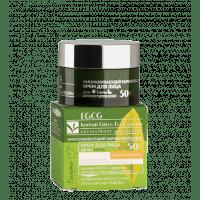 EGCG Korean Green Tea Catechin - Омолаживающий выравнивающий крем для лица ДЕНЬ/НОЧЬ для всех типов кожи 50+