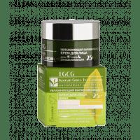 EGCG Korean Green Tea Catechin - Увлажняющий выравнивающий крем для лица ДЕНЬ/НОЧЬ для всех типов кожи 25+