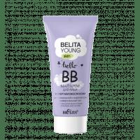 BELITA YOUNG SKIN - ВВ-matt крем для лица «Эксперт матовости кожи» для нормальной и жирной кожи