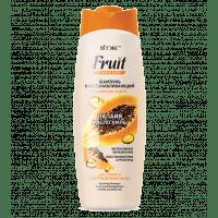 Fruit Therapy - ШАМПУНЬ ВОССТАНАВЛИВАЮЩИЙ для сухих и поврежденных волос «Папайя, масло амлы»