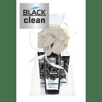 Подарочный набор - BLACK clean for MEN - 3 продукта